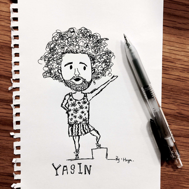 Yasin!